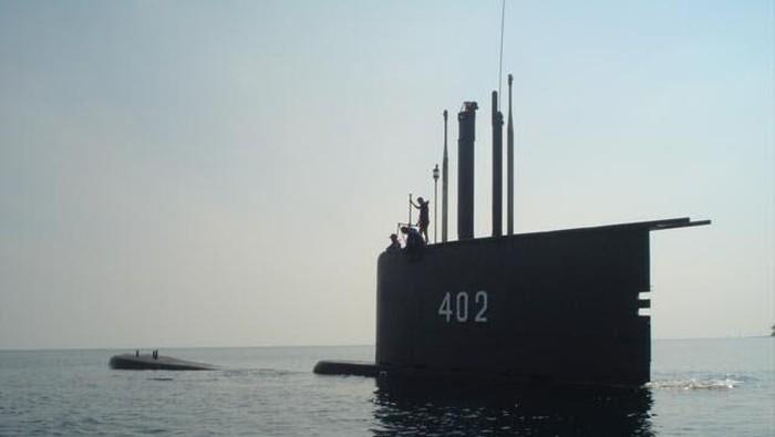 Bodi KRI Nanggala-402 Terpisah hingga 47 Meter di Dasar Laut