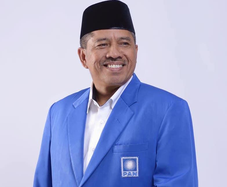 Selamat! Bupati Siak Alfedri Terpilih Aklamasi Jadi Ketua PAN Riau