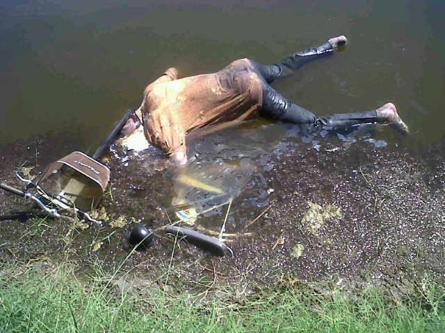 Penemuan Mayat di Sungai Siak Teridentifikasi