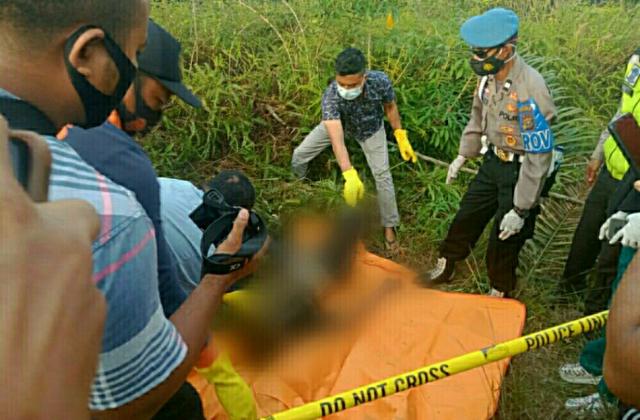 Polisi Berhasil Tangkap Pelaku Pembunuhan Intan Siswi SMP di Pelalawan Riau