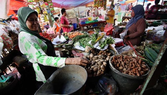 Pemko Maksimalkan Peningkatan Siklus Perekonomian Rakyat di Pasar Resmi