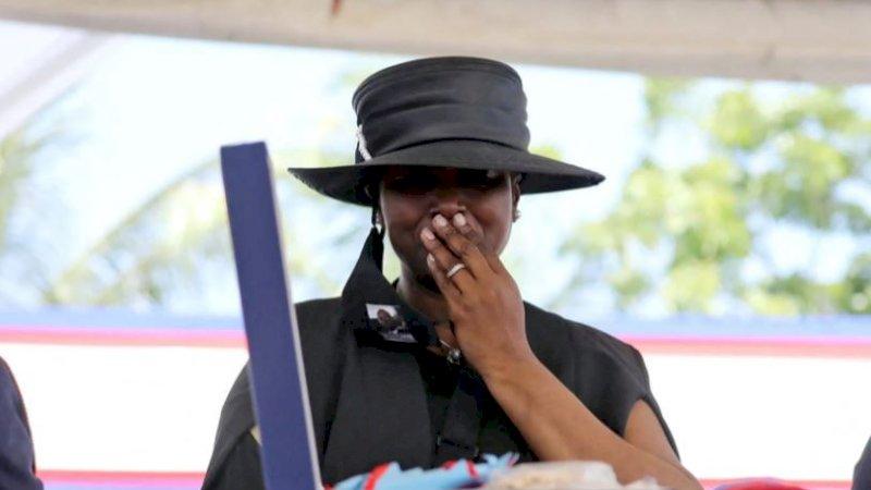 Ceritakan saat Pembunuhan Presiden Haiti, Ibu Negara: Mereka Mengira Saya Sudah Mati