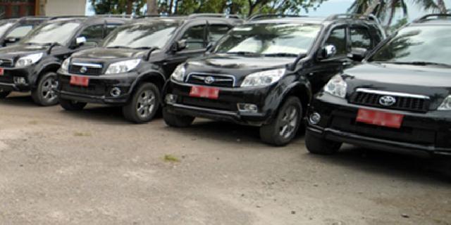 Ini dia 2 Mantan Anggota DPRD Bengkalis Belum Kembalikan Mobil Rakyat