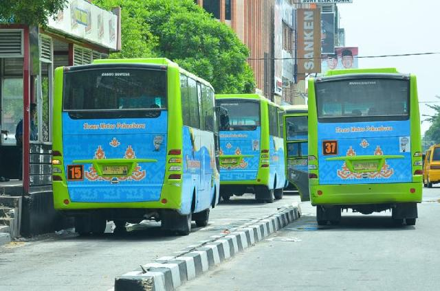 Bus TMP berhenti layani lima koridor, ini kata DPRD