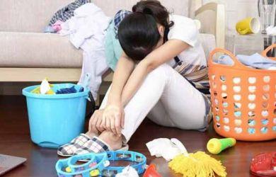 Kalian Tahu Nggak Jarang Bersih-Bersih Rumah Bikin Wanita Cepat Gemuk?