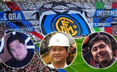 Pemilik Baru Inter Milan Digoyang Isu Korupsi