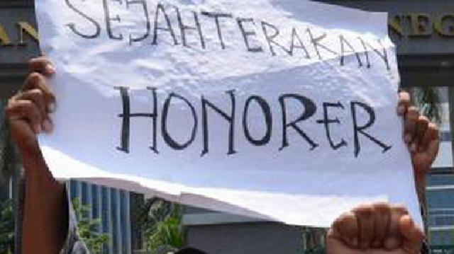 DPRD Katakan Aksi Protes Guru GTT Akibat Disdik Pekanbaru Tidak Terbuka Soal Keuangan