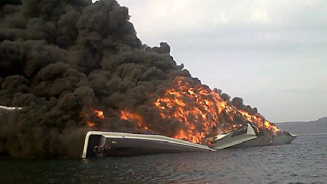 UPDATE: 23 tewas dalam kebakaran kapal di Muara Angke