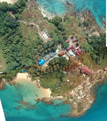 Pulau Jemur Objek Wisata Bahari Andalan Rohil