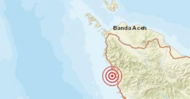 Analisis PVMBG, Soal Gempa M5,5 Di Aceh Besar Hari Ini
