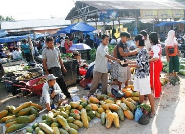 Penertiban PKL Arengka Ditunda Dispas dan Tim Yustisi Saling Lempar Tanggung Jawab