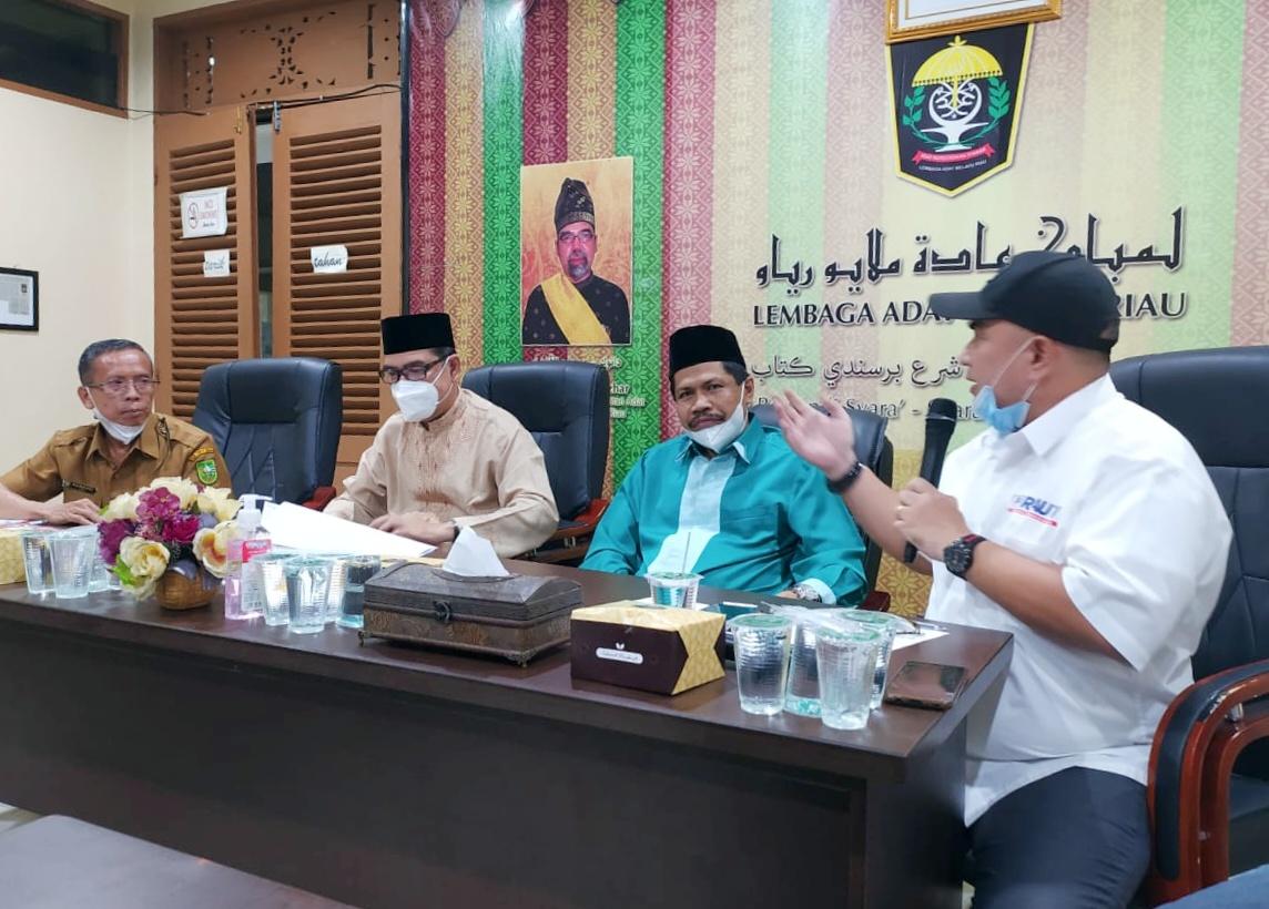 LAM, Dekranasda dan PWI Protes Motif Batik Melayu Riau Dipatenkan Pengusaha Bandung