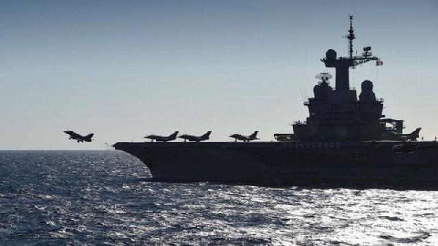 Jet Tempur Prancis Dikirim ke Markas Terakhir ISIS di Irak