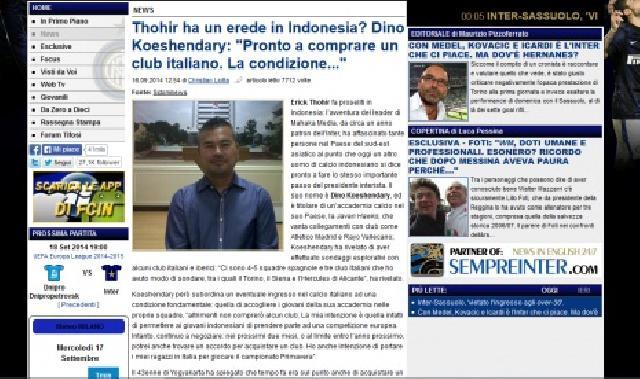 Pengusaha Indonesia Ini akan Beli Klub Spanyol