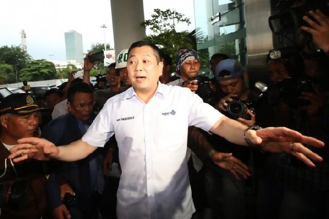 Hary Tanoe: saya mungkin calonkan diri jadi presiden