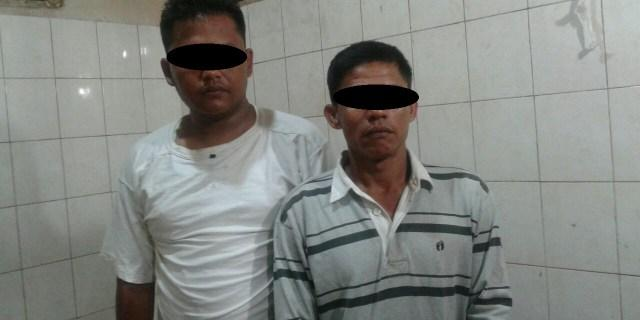 Pencuri Ratusan Kursi Venu Sky Air Rumbai Berhasil Ditangkap