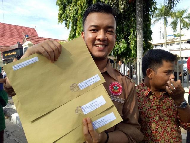 Pemuda Muhammadiyah Riau Apresiasi Kinerja Satgas Karhutla Sepanjang 2016