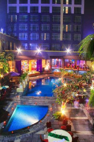 DJ & Beach Ladies Ramaikan Hotel ibis Pekanbaru
