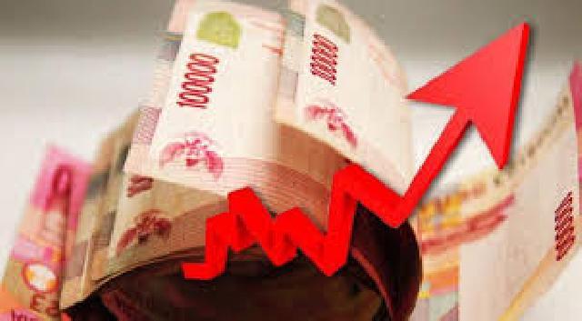 Awal 2017, Rupiah bergerak menguat ke level Rp 13.462 per USD