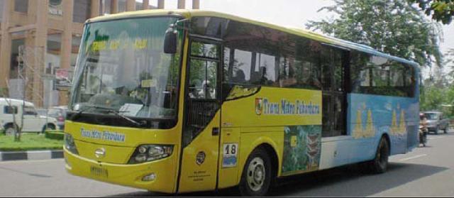 Tarif Bus TMP Tahun 2014
