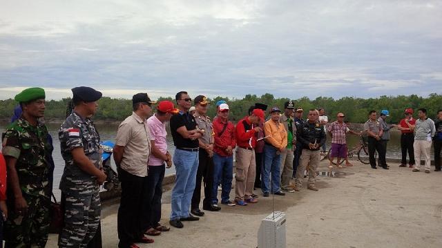 Bupati Lepas Keberangkatan Rombongan wisatawan ke Pulau Jemur