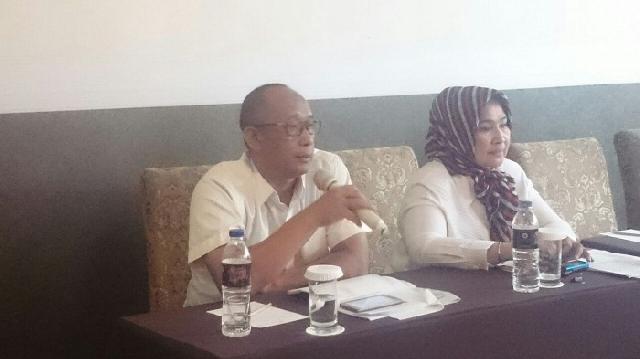 BNNP Gelar Rapat Evaluasi Dengan Bappeda Riau
