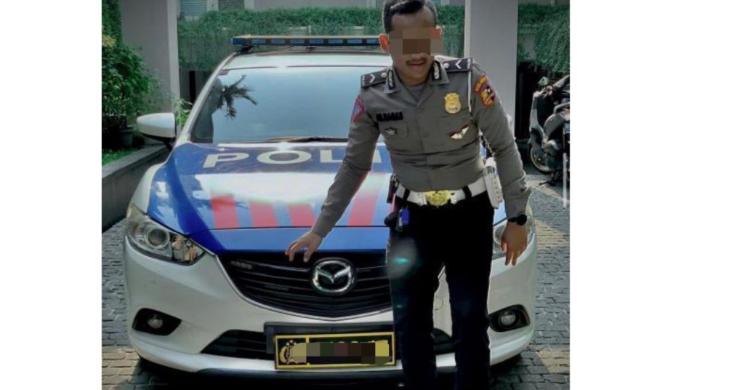 Adik Iparnya Pacaran Pake Mobil Polisi Ahok Nggak Mau Bela