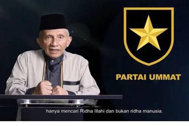 Partai Ummat Dideklarasikan 17 Ramadhan