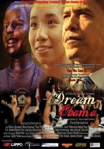 Damien Kembali Buat Film Obama