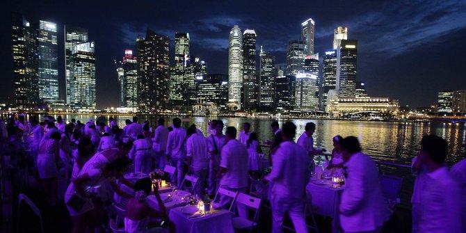 Alami Krisis Energi, Singapura Terancam Gelap Gulita Tanpa Listrik