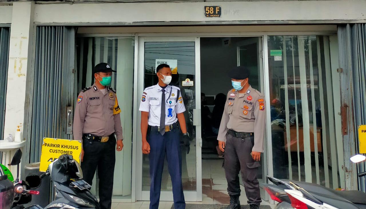 Polsek Pangkalan Kerinci Patroli Antisipasi Kejahatan C3