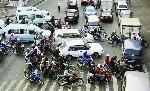 Masyarakat Keluhkan Lampu Merah Simpang Tabek Gadang Sering Dilanggar
