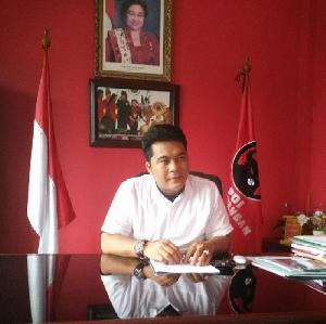 Senin Mendatang Jon Romi Sinaga Dilantik Sebagai Wakil Pimpinan DPRD Pekanbaru
