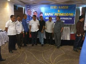 Sekretaris DPW PAN Riau Diganti, Ini Penjelasan Irwan Nasir