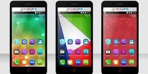 Indonesia buat ponsel android 4G